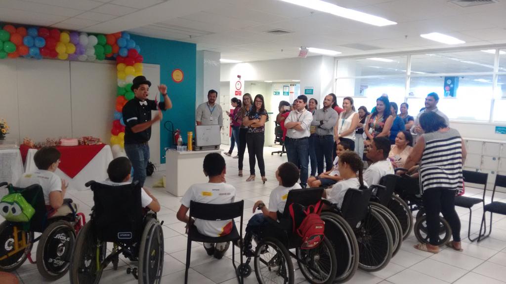 AACD Recife - Campanha Hipercard 4