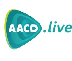 Logotipo AACD live