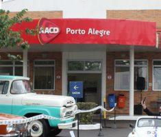 Fachada hospital Porto Alegre