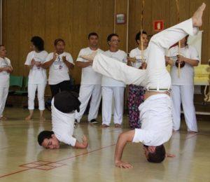 Apresentação da Capoeira AACD - 2