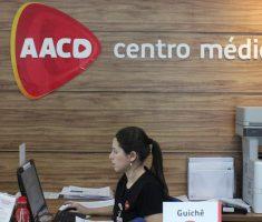 Recepção Centro médico