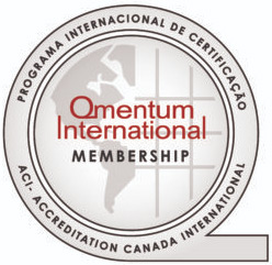 Logotipo Qmentum Internacional