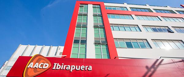 Fachada Unidade Ibirapuera