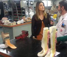 Entrevista sobre próteses