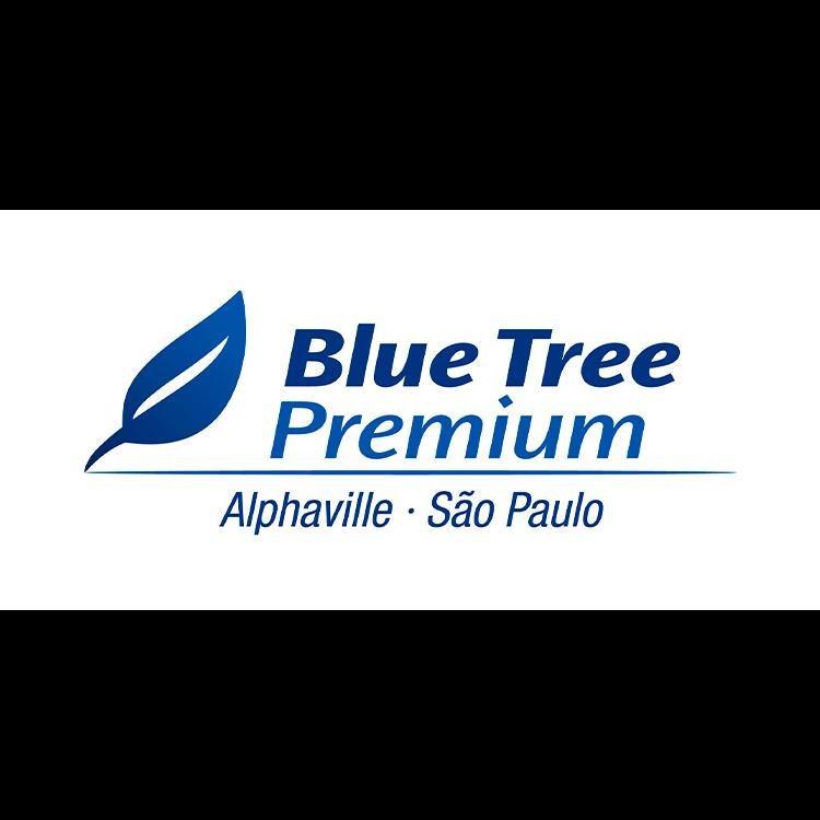 Logotipo Blue Tree