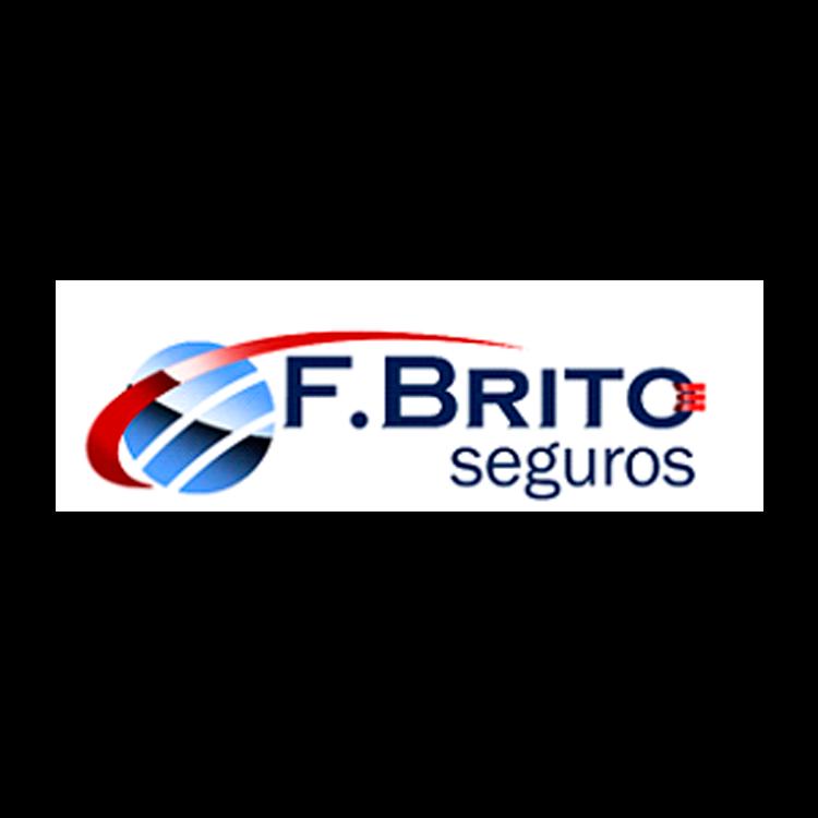 Logotipo F.Brito Seguros