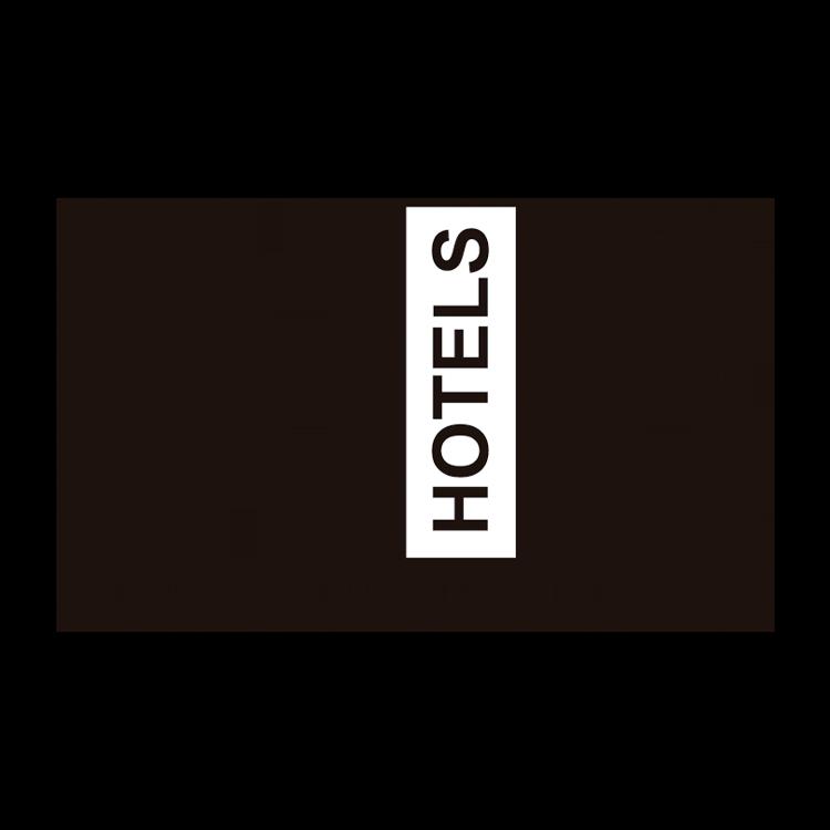 Logotipo HB hotels