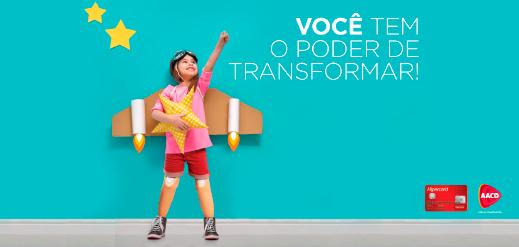 Você tem o poder de transformar!
