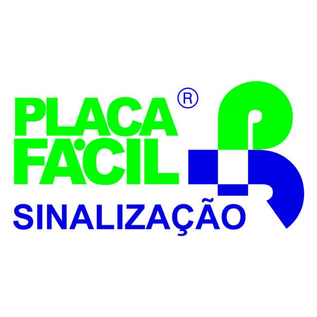 Logotipo Placa fácil