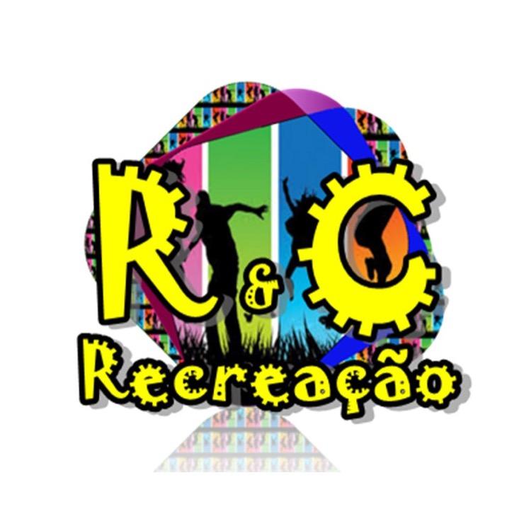 Logotipo RC Recreação