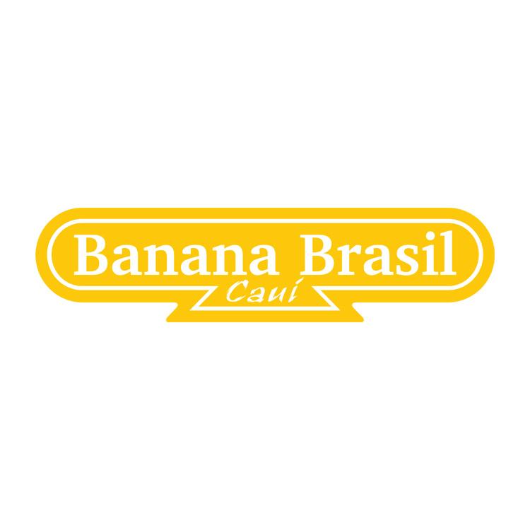 Logotipo Banana Brasil