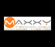 Logotipo Maxxy Tecnologia
