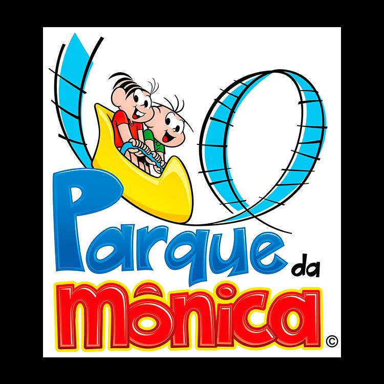 Logotipo Parque da Mônica