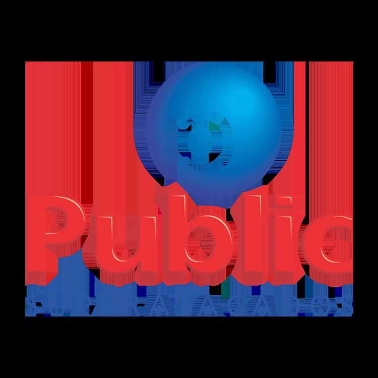 Logotipo Public Suepratacados