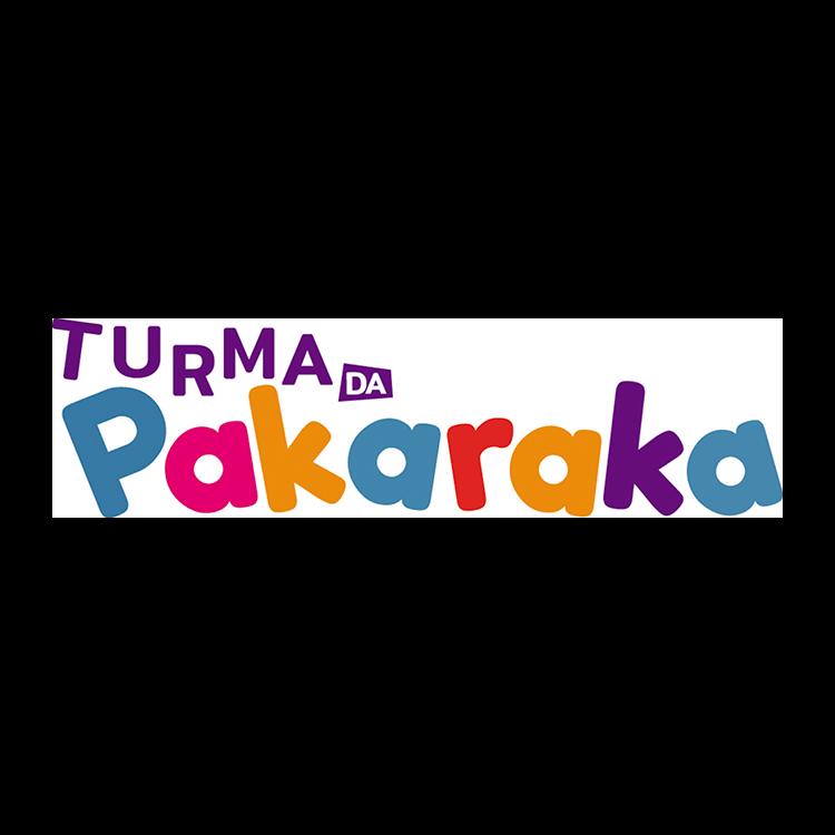 Logotipo Turma da Pakaraka
