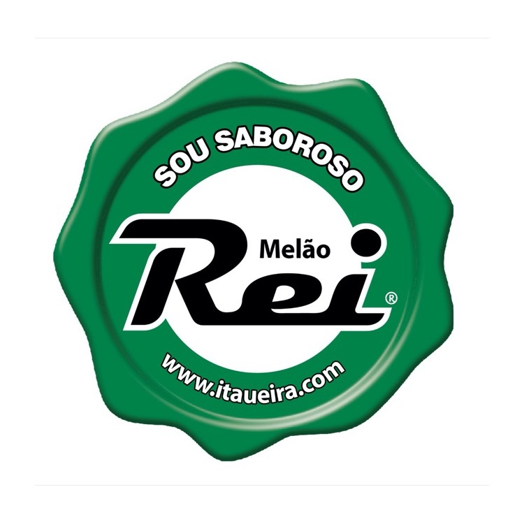 Logotipo Melão Rei