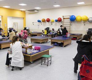 Imagem da sala de exercícios